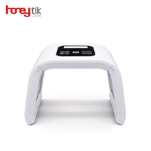 Led light facial machine 7 color photon skin care beauty specialist FM10