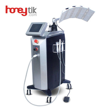 Professional microcurrent facial machine oxygen rf pdt skin care SPA19