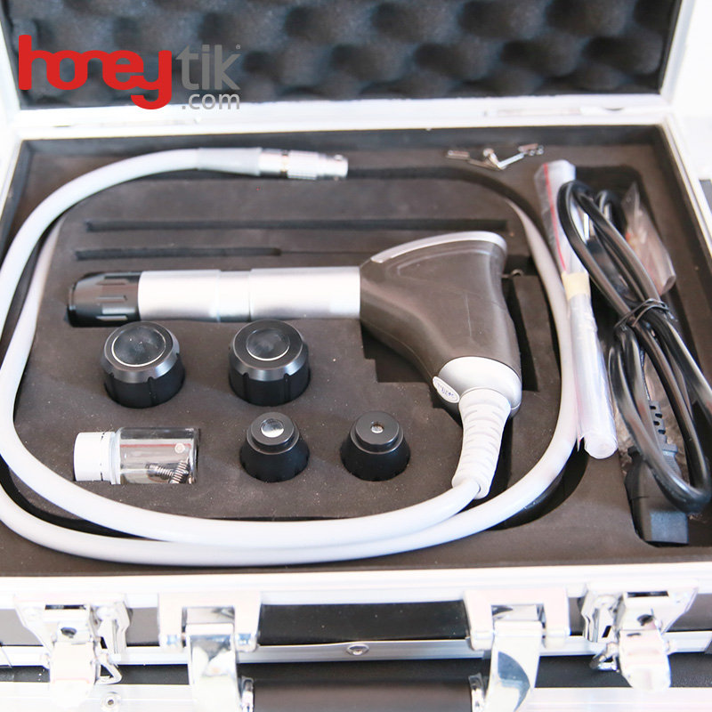 Low Intensity Portable Shockwave Therapy Machine For Ed Sw3